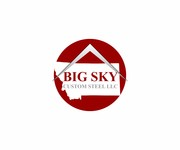 Big Sky Custom Steel LLC Logo - Entry #54