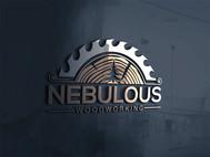 Nebulous Woodworking Logo - Entry #69