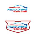 Hard drive garage Logo - Entry #215