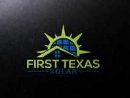 First Texas Solar Logo - Entry #62