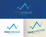 Peak Vantage Wealth Logo - Entry #225