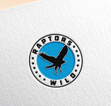 Raptors Wild Logo - Entry #160