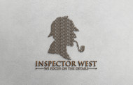 Inspector West Logo - Entry #48