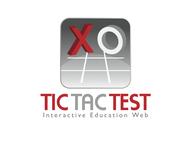 TicTacTest Logo - Entry #34