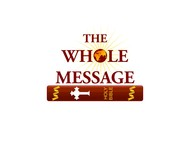 The Whole Message Logo - Entry #140
