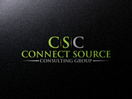 Connect Source Consulting Group Logo - Entry #26
