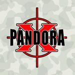 Pandora X Logo - Entry #48