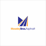 Moseley Bros. Asphalt Logo - Entry #43