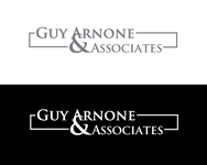 Guy Arnone & Associates Logo - Entry #1