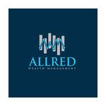 ALLRED WEALTH MANAGEMENT Logo - Entry #796
