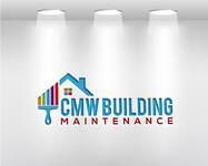 CMW Building Maintenance Logo - Entry #56