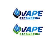 Vape Reaction Logo - Entry #96