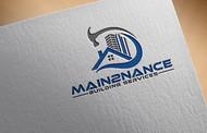 MAIN2NANCE BUILDING SERVICES Logo - Entry #208