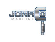 Jonaco or Jonaco Machine Logo - Entry #138