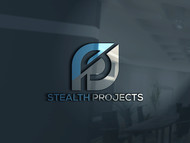 Stealth Projects Logo - Entry #46