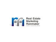 Real Estate Marketing Rainmaker Logo - Entry #46