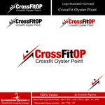 """CrossFitOP"" logo needed - Entry #5"
