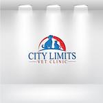 City Limits Vet Clinic Logo - Entry #49