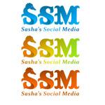 Sasha's Social Media Logo - Entry #133