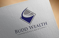 Budd Wealth Management Logo - Entry #327