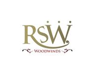 Woodwind repair business logo: R S Woodwinds, llc - Entry #84