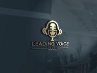 Leading Voice, LLC. Logo - Entry #46