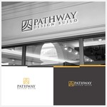 Pathway Design Build Logo - Entry #104