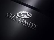 City Limits Vet Clinic Logo - Entry #118