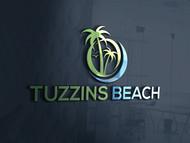 Tuzzins Beach Logo - Entry #87
