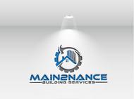MAIN2NANCE BUILDING SERVICES Logo - Entry #207