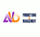 Corporate Logo Design 'AD Productions & Management' - Entry #138