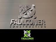 Faulconer or Faulconer Construction Logo - Entry #130