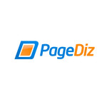 PageDiz Logo - Entry #35