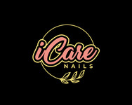 icarenails Logo - Entry #163