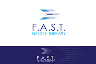 F.A.S.T. NEEDLE THERAPY Logo - Entry #6