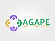 Agape Logo - Entry #54