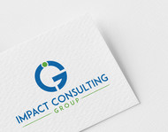 Impact Consulting Group Logo - Entry #89