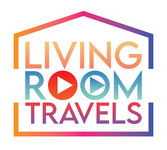 Living Room Travels Logo - Entry #88