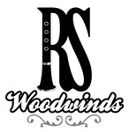 Woodwind repair business logo: R S Woodwinds, llc - Entry #50