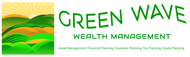 Green Wave Wealth Management Logo - Entry #302