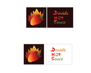 David's Hot Sauce Logo - Entry #44