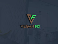 Vegan Fix Logo - Entry #312