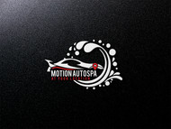 Motion AutoSpa Logo - Entry #79