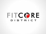 FitCore District Logo - Entry #168