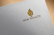MGK Wealth Logo - Entry #511