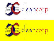 B2B Cleaning Janitorial services Logo - Entry #5