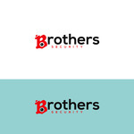 Brothers Security Logo - Entry #38