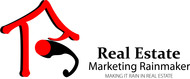 Real Estate Marketing Rainmaker Logo - Entry #43