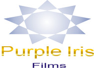 Purple Iris Films Logo - Entry #37