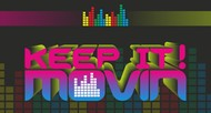 Keep It Movin Logo - Entry #374